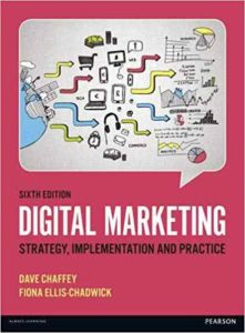 buku digital marketing dave chaffey