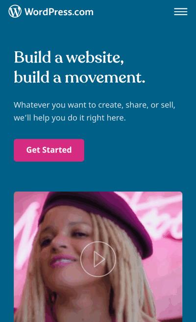 cara membuat landing page profesional dengan WordPress