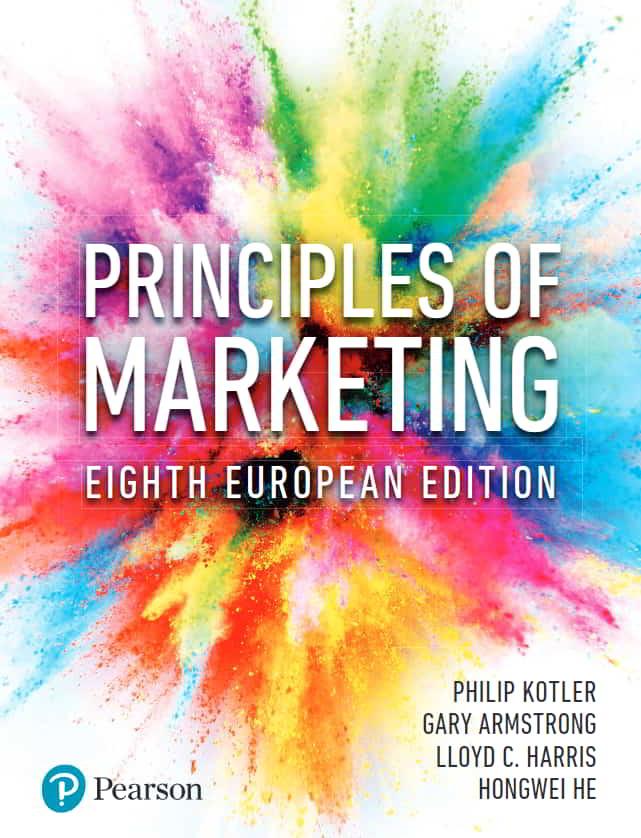 buku philip kotler principles of marketing