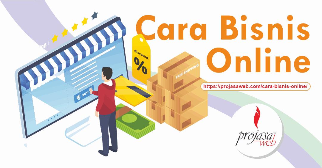cara bisnis online image