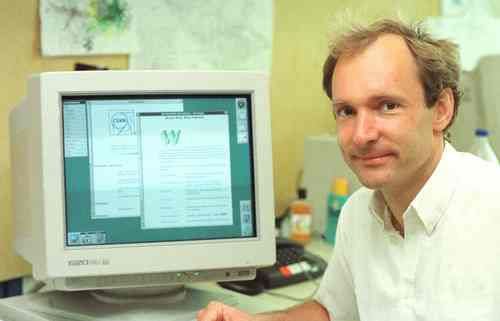 penemu website adalah tim berners lee