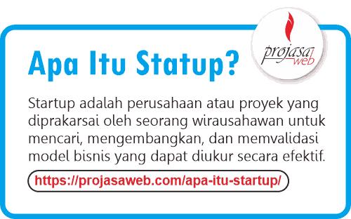 apa itu startup pengertian startup