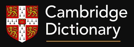 pengertian data menurut kamus cambridge