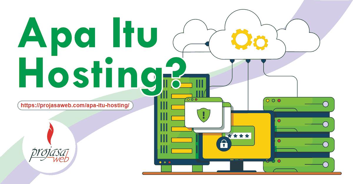 apa itu hosting