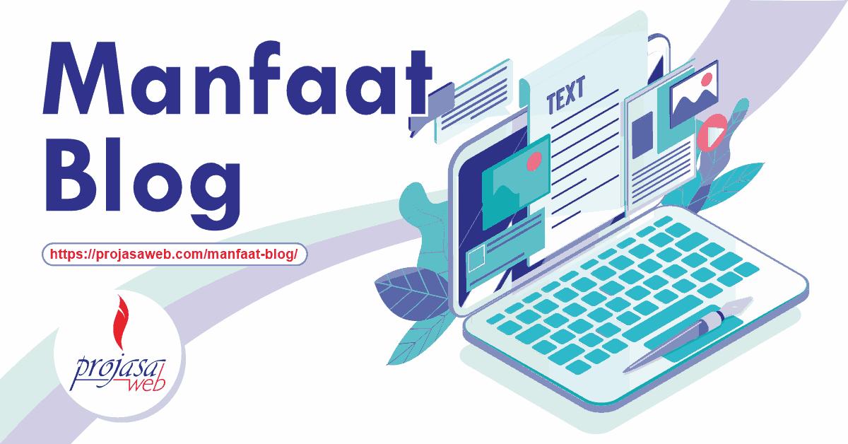 manfaat blog