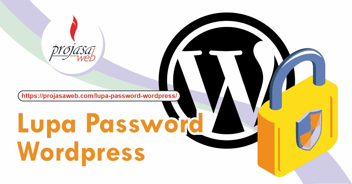 lupa password wordpress