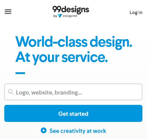 99designs situs freelance indonesia