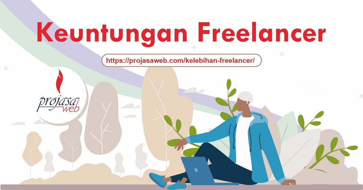keuntungan freelance
