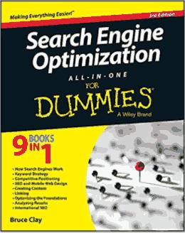 buku seo search engine optimization for dummies bruce clay