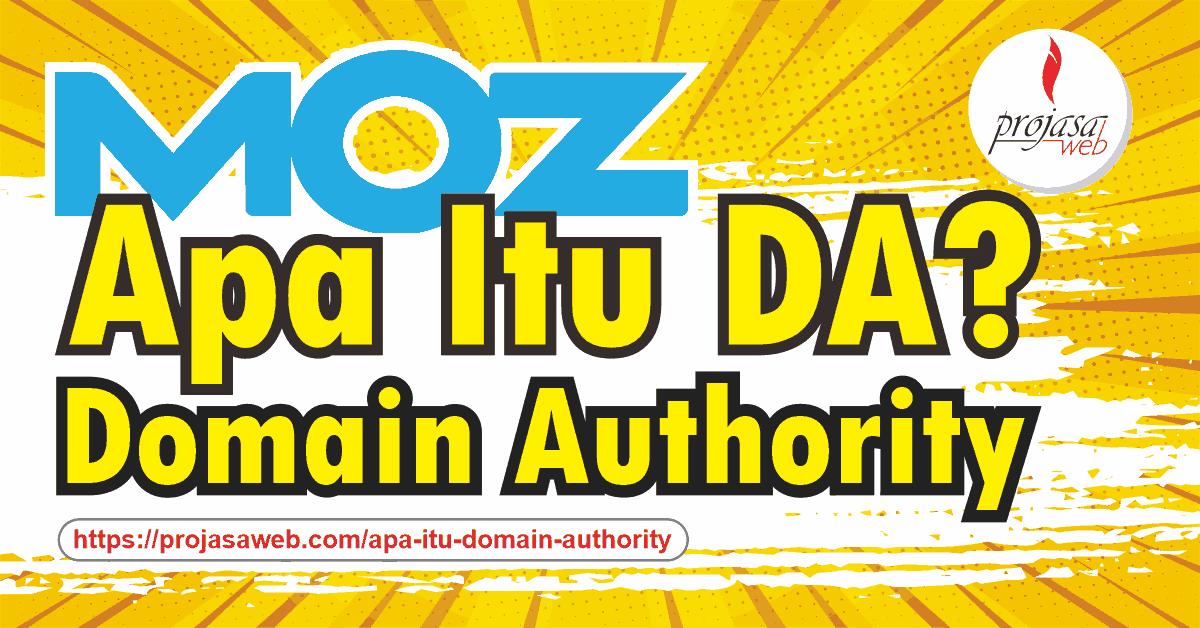 apa itu domain authority