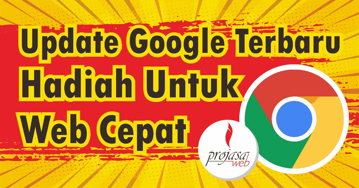 label fast page pada google chrome