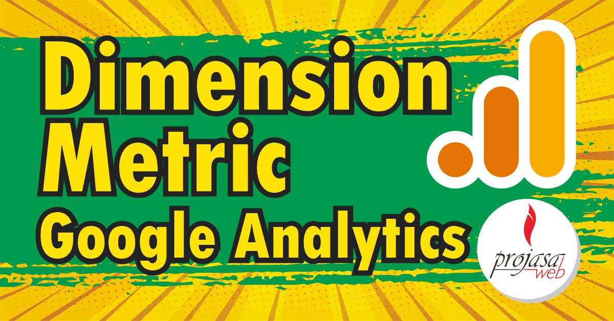 dimension metric google analytics