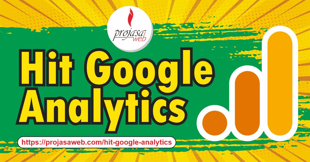 hit google analytics