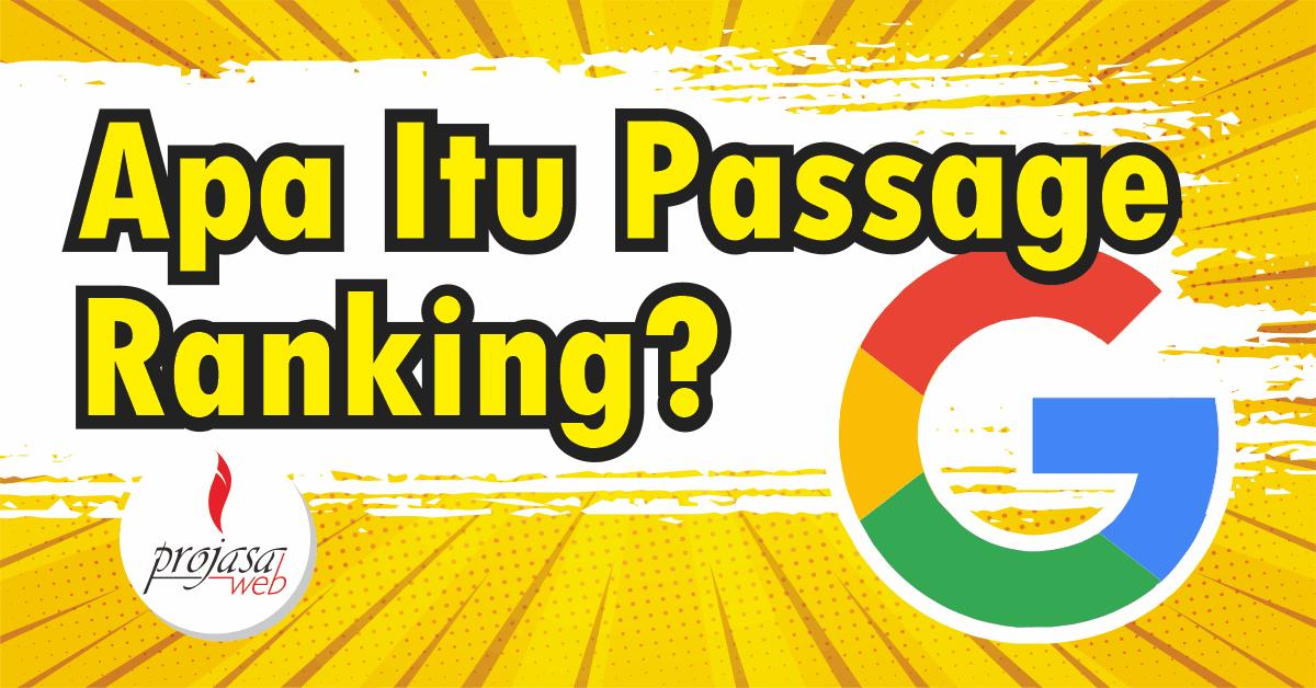 google passage ranking