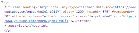 contoh tag html video WordPress
