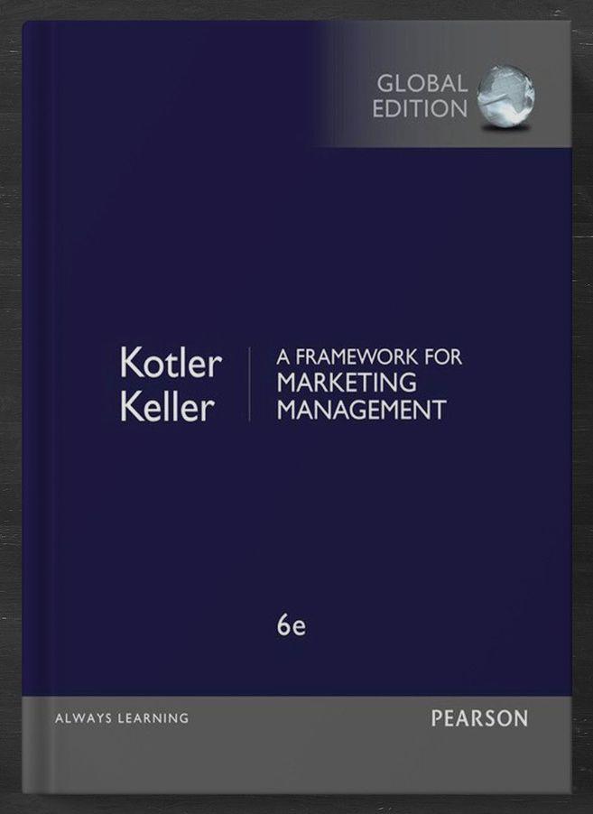 buku pemasaran holistik a framework for marketing management