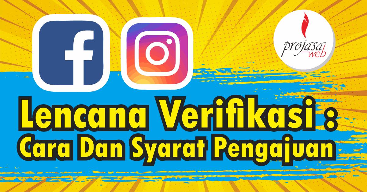 verifikasi facebook instagram
